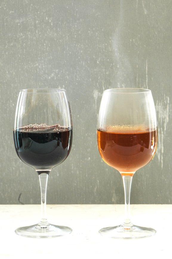 Wijn en thee